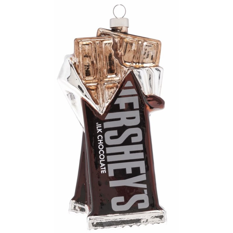 Kat and annie Kat and Annie Hershey's Milk Chocolate Bar Ornament