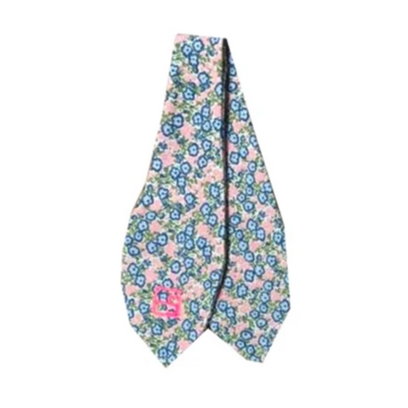 SET Athleisure SET Athleisure Tee Tie - Floral