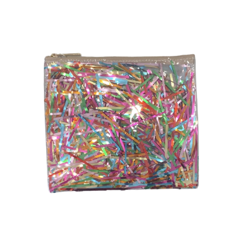 Packed Party Holiday Streamer Everything Pouch
