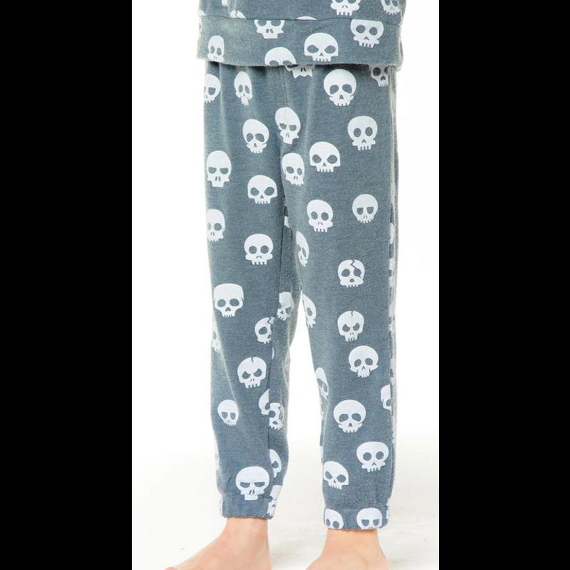 Chaser Chaser Skull Party Jogger Pants