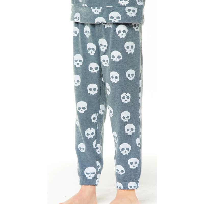Chaser Skull Party Jogger Pants