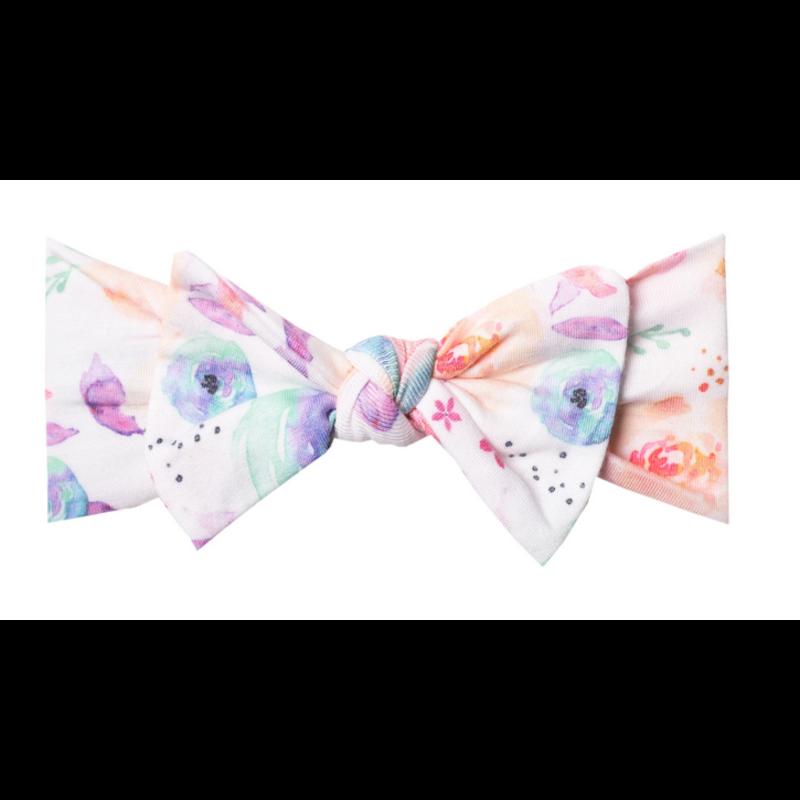 Copper Pearl Copper Pearl Bloom Knit Headband Bow