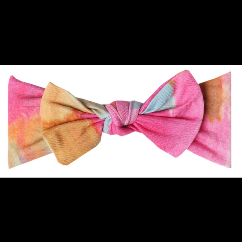 Copper Pearl Copper Pearl Monet Knit Headband Bow