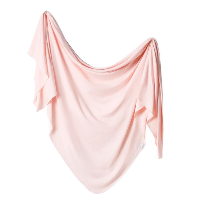 Copper Pearl Copper Pearl Blush Knit Blanket Single