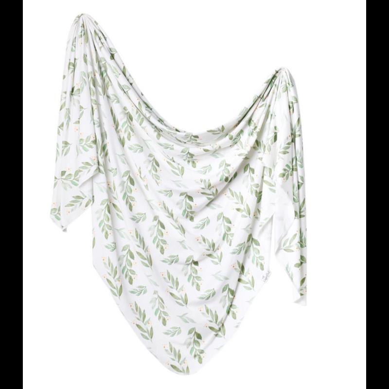 Copper Pearl Copper Pearl Fern Knit Blanket Single