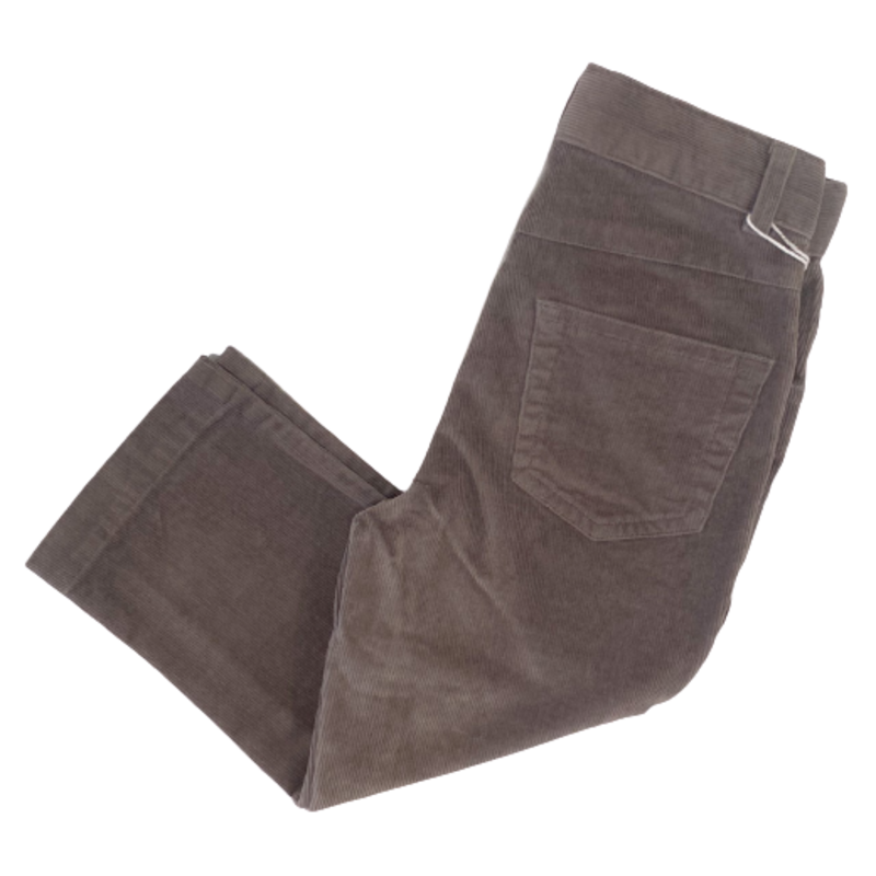 Pedal Pedal 16 Wale 5 Pocket Corduroy Taupe