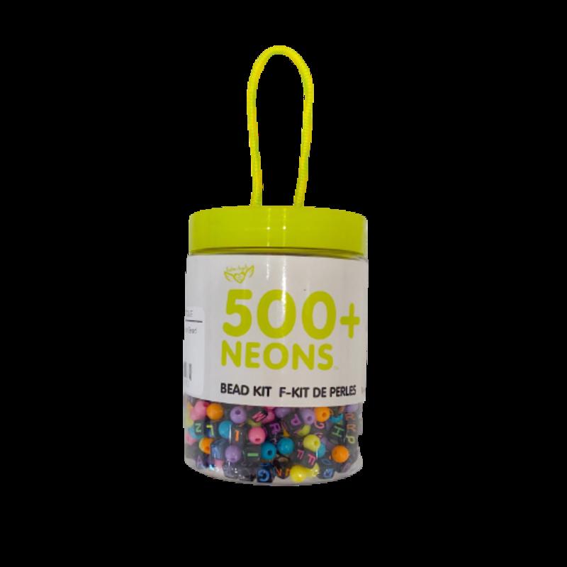 Fashion Angels Neon Bead Kit-To-Go
