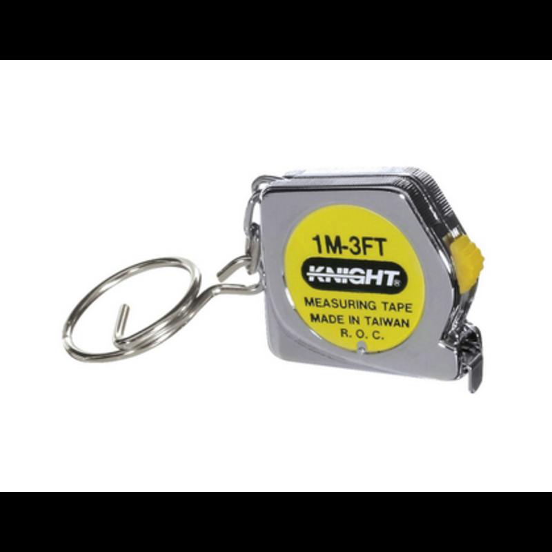 Toysmith Key Chain Tape Measure