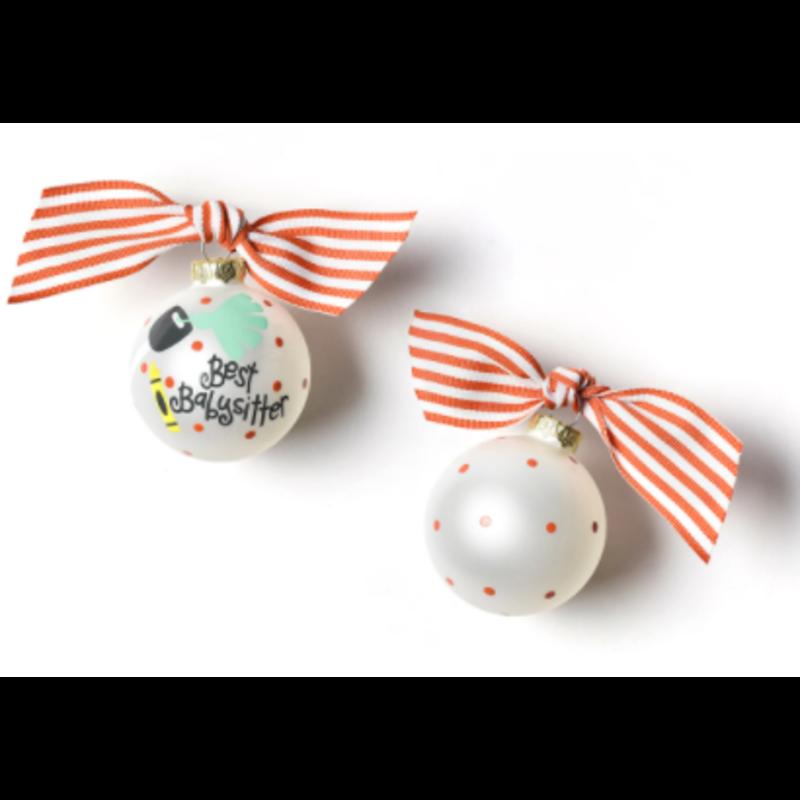 Coton Colors Babysitter Ornament
