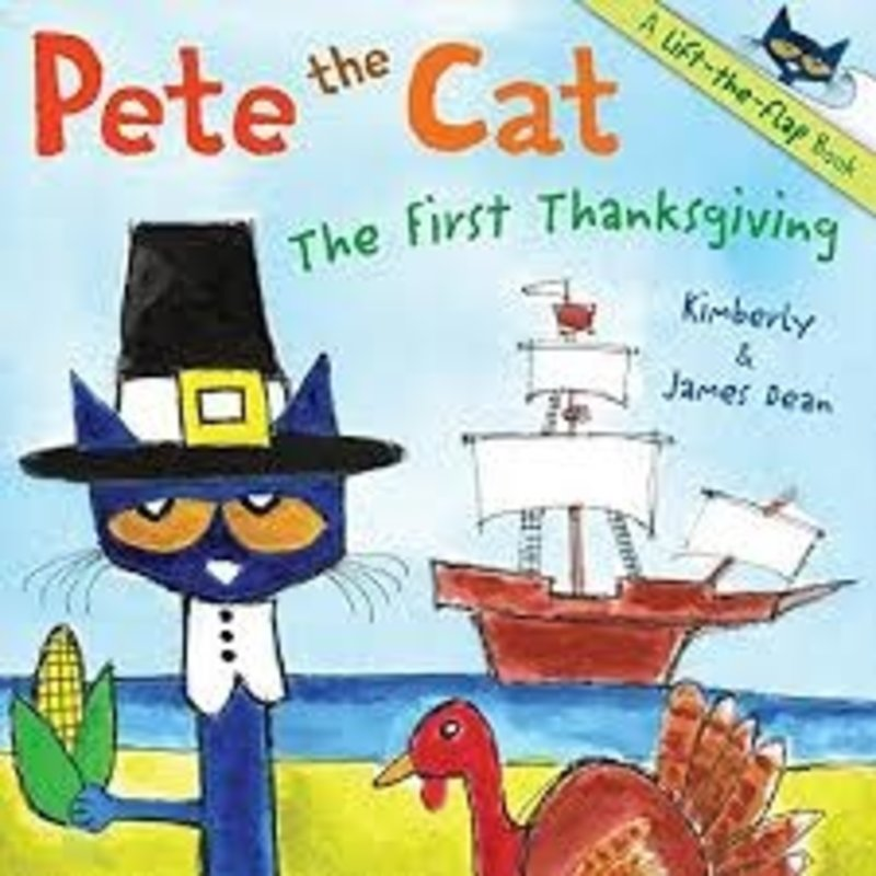 Pete the Cat The First Thanksgiving