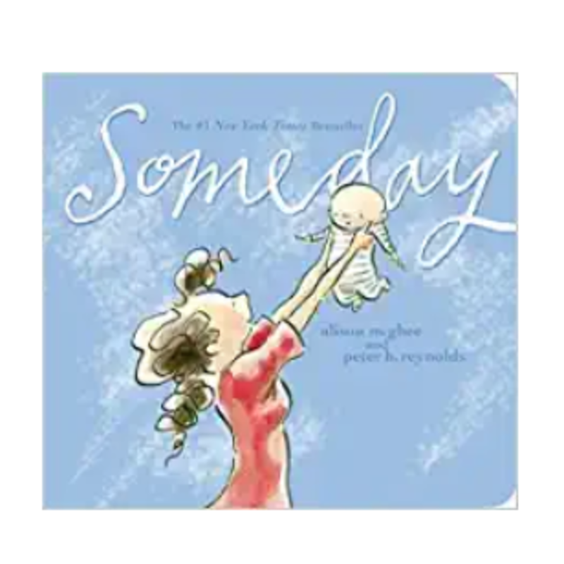 Someday Board Book