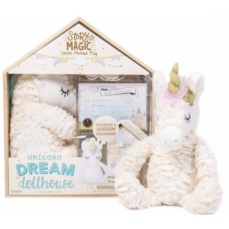 Horizon Group Usa Unicorn Dream Dollhouse