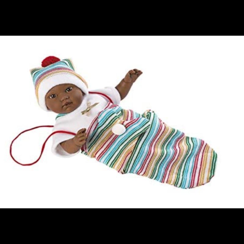 """Llorens Morgan 11"""" Crying Baby Doll"""