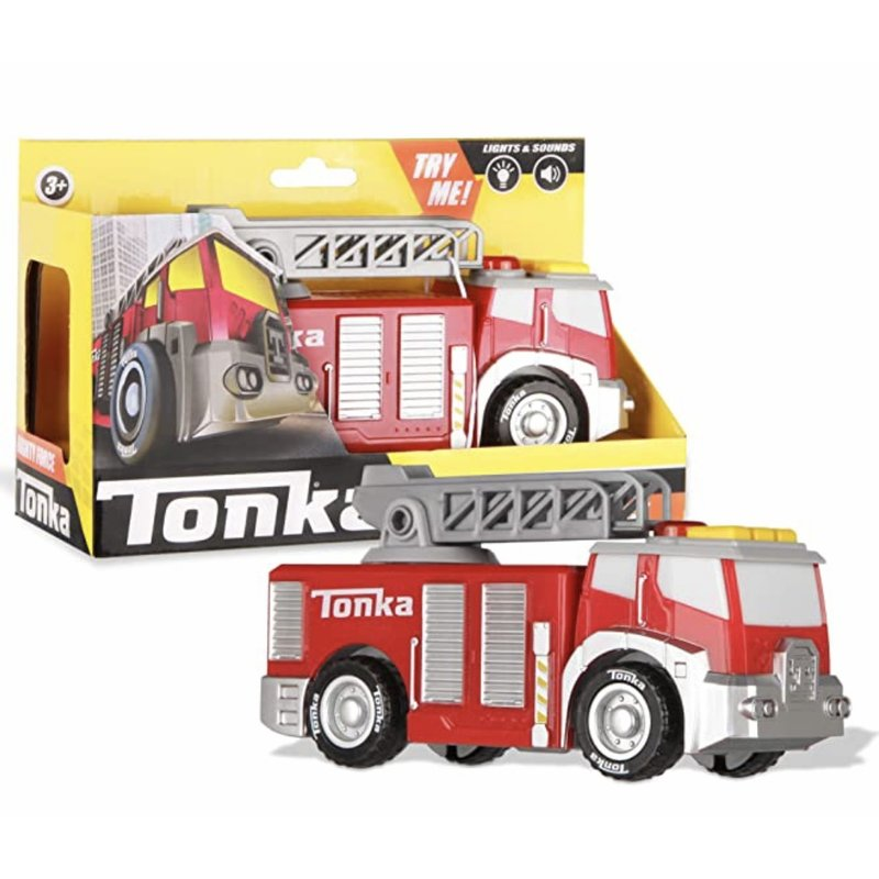 Schylling Schylling Tonka Mighty Force Fire Truck