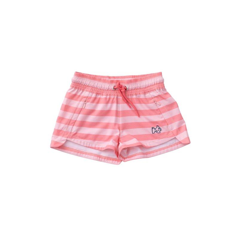 PRODOH Prodoh Girl's Beach Cruiser Short - Flamingo Pink