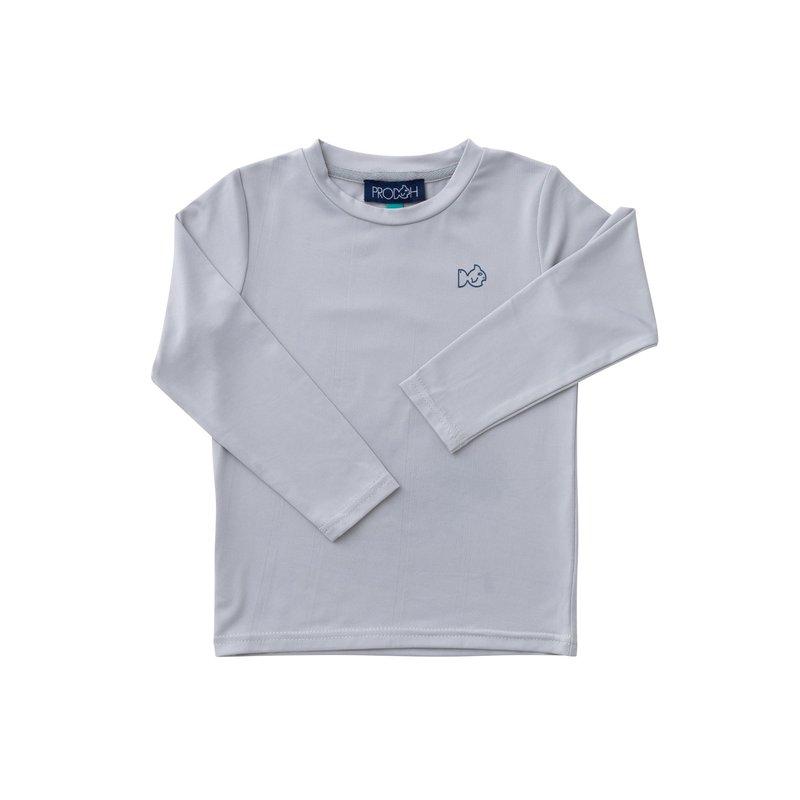 PRODOH Prodoh Blue Marlin Sunshirt - Quiet Gray