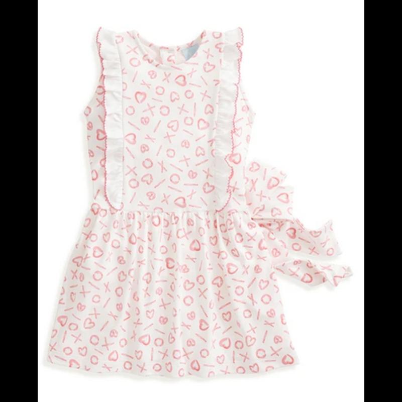 bella bliss bella bliss Pink XO Sussex Pima Dress