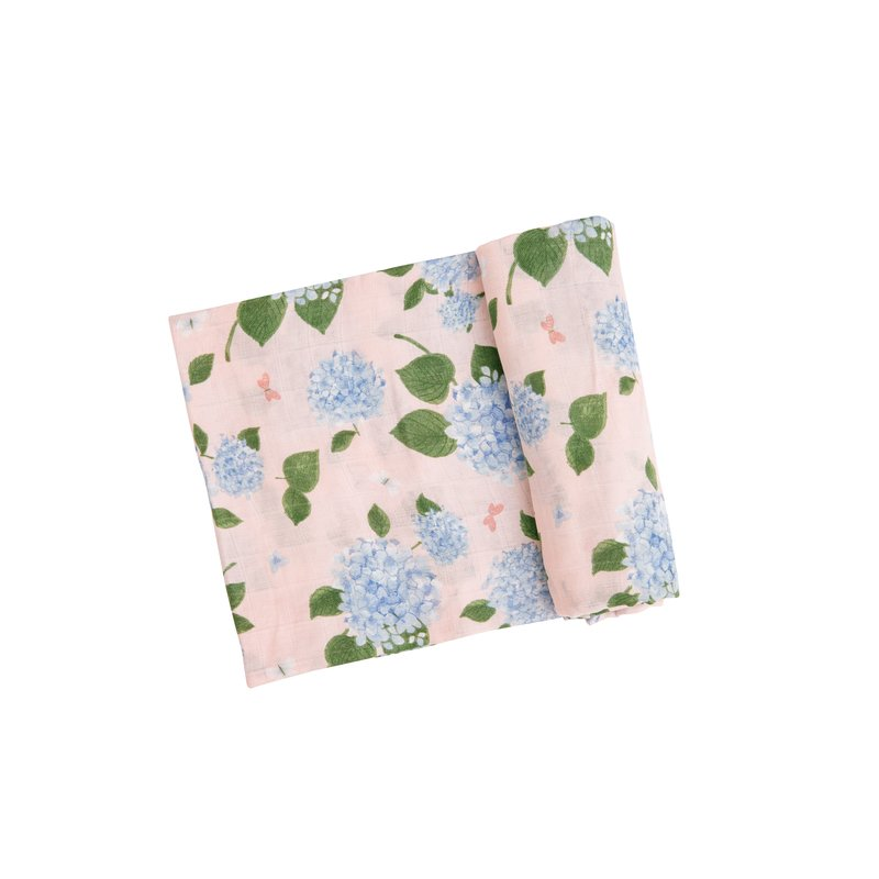 Angel Dear Angel Dear Hydrangea Swaddle Blanket