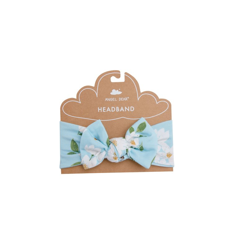 Angel Dear Angel Dear Magnolia Blue Headband