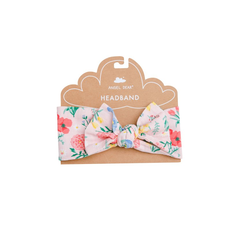 Angel Dear Angel Dear Summer Floral Headband