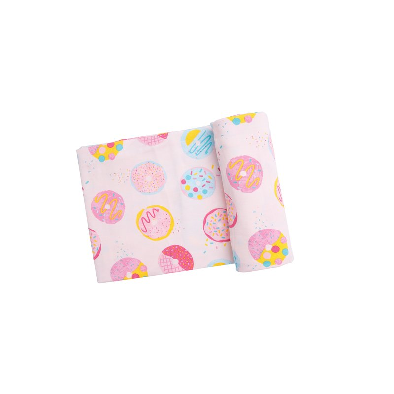 Angel Dear Angel Dear Donuts Swaddle Blanket