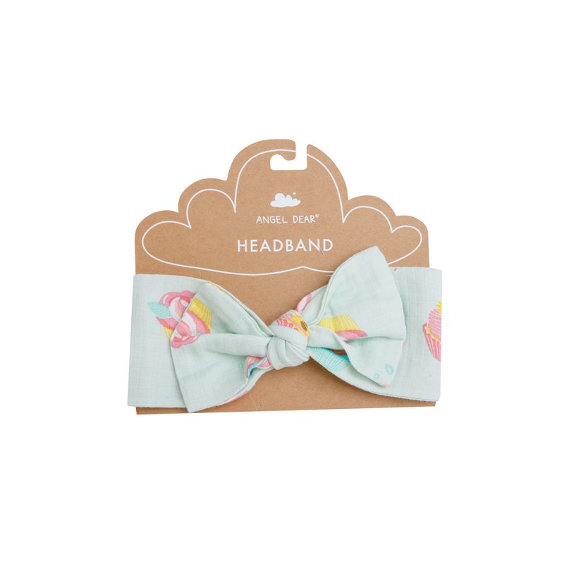 Angel Dear Angel Dear Cupcake Headband