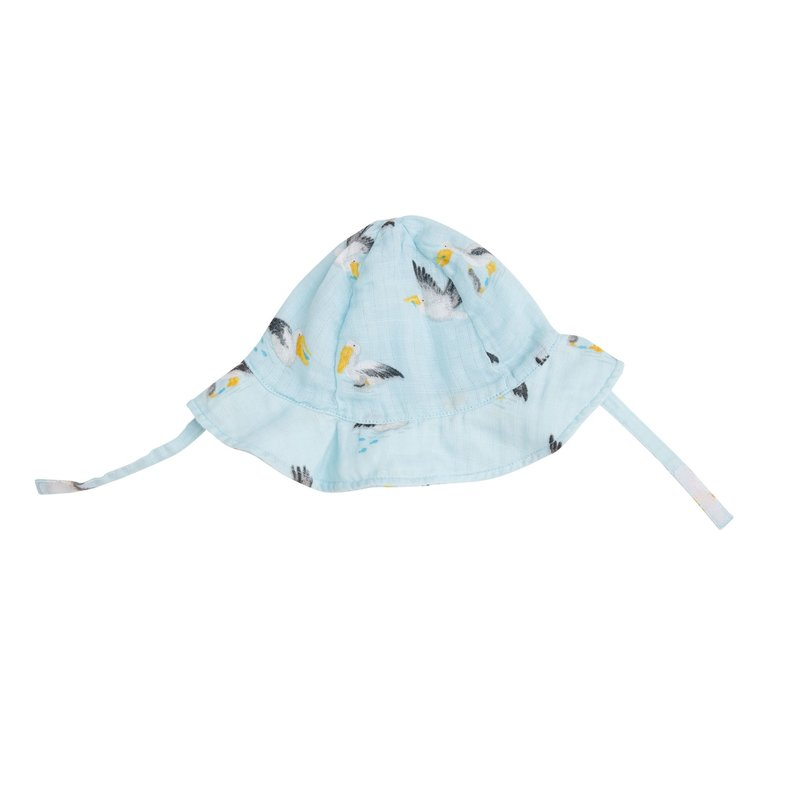 Angel Dear Angel Dear Pelicans Sunhat Blue