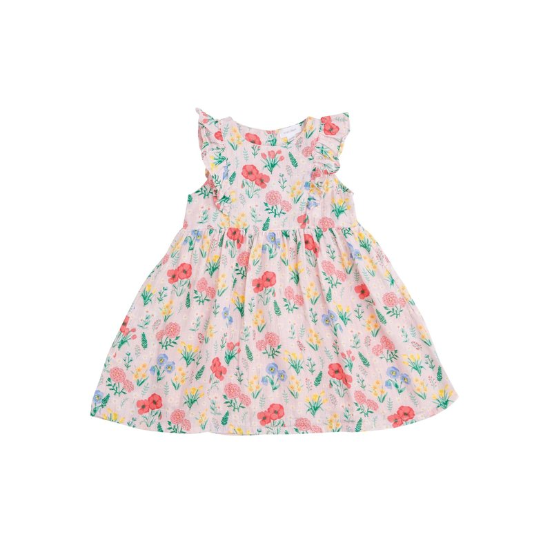 Angel Dear Angel Dear Summer Floral Dress