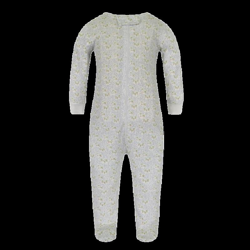 Lila + Hayes Lila + Hayes Parker- Island Dreams Zipper Pajama