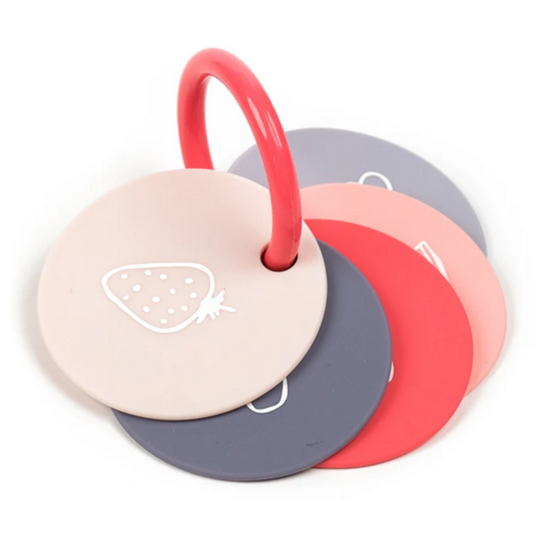 Bella Tunno Bella Tunna Fruit For Thought Teething Flashcards