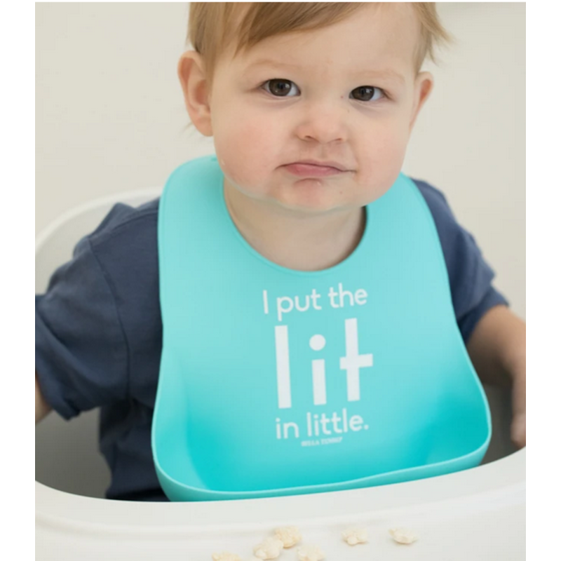 Bella Tunno Bella Tunno Lit In Little Wonder Bib