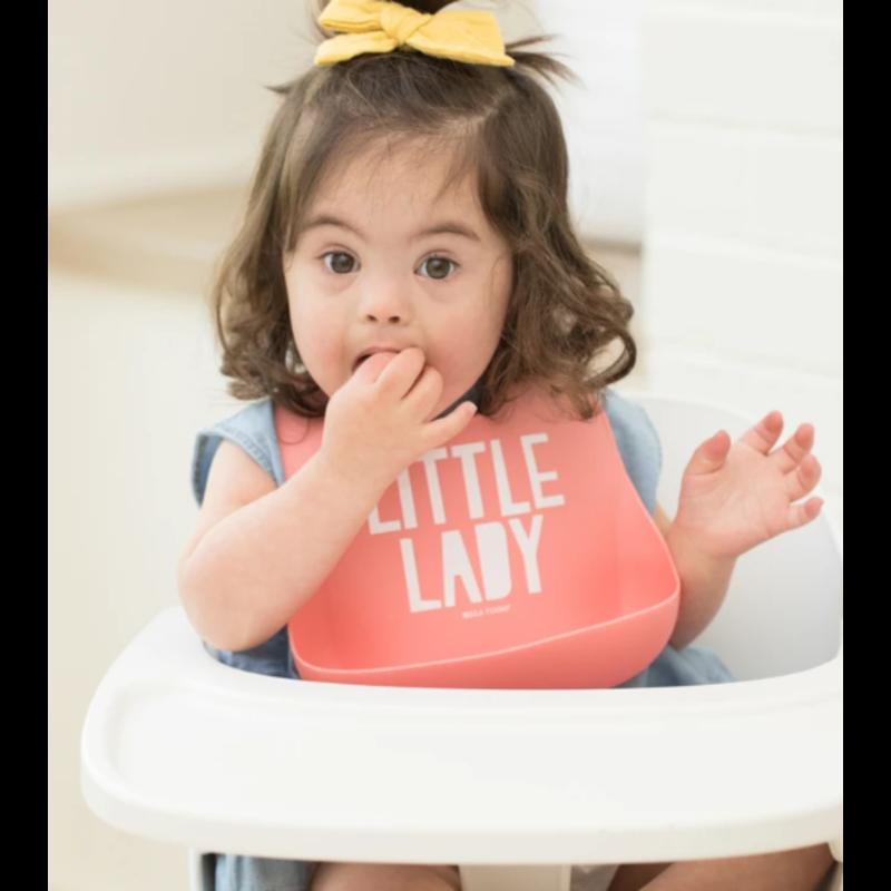 Bella Tunno Bella Tunno Little Lady Wonder Bib