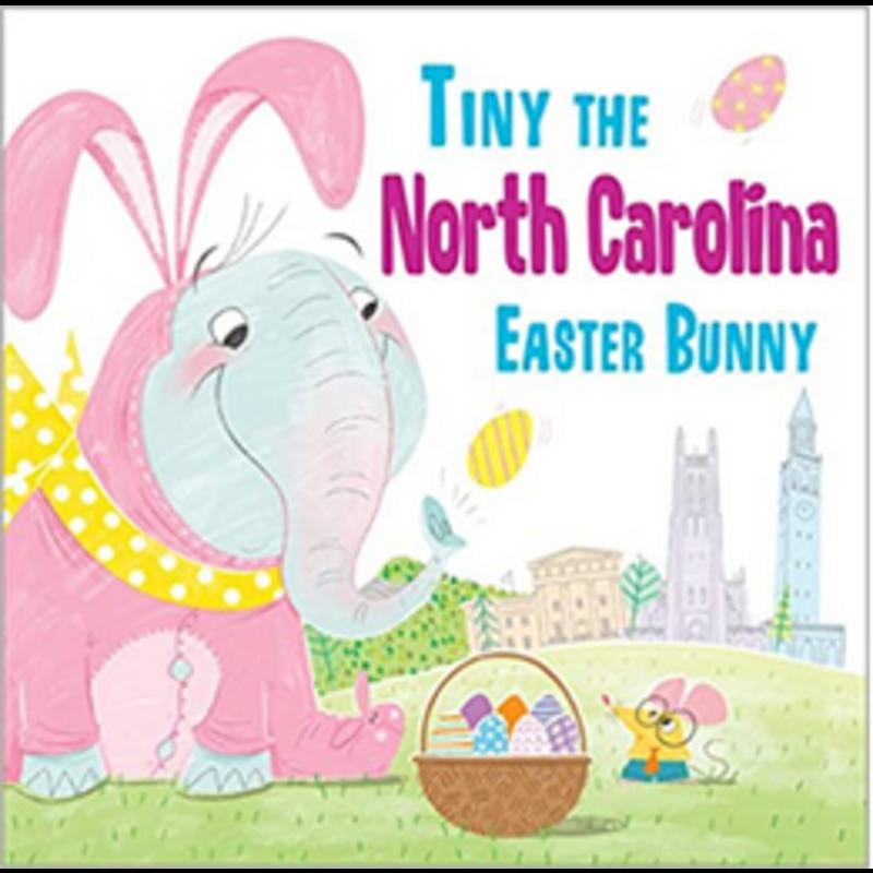 Tiny the North Carolina Easter Bunny