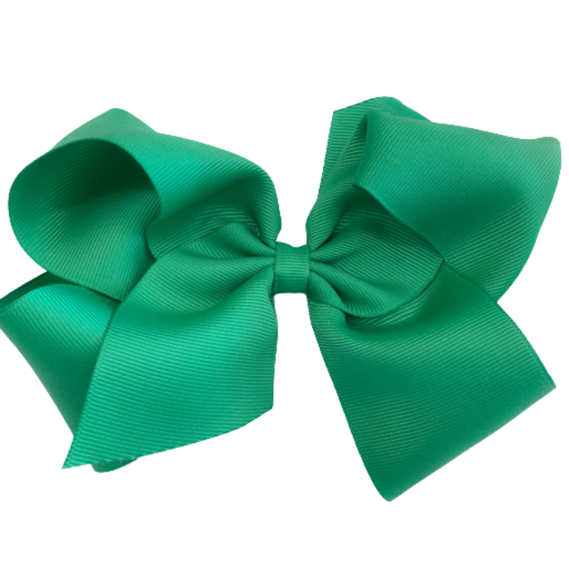 Wee Ones Bows Wee Ones King Fern Green Bow