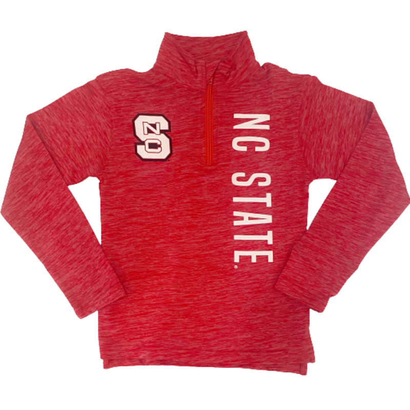 Wes and Willy NC State 1/4 Zip