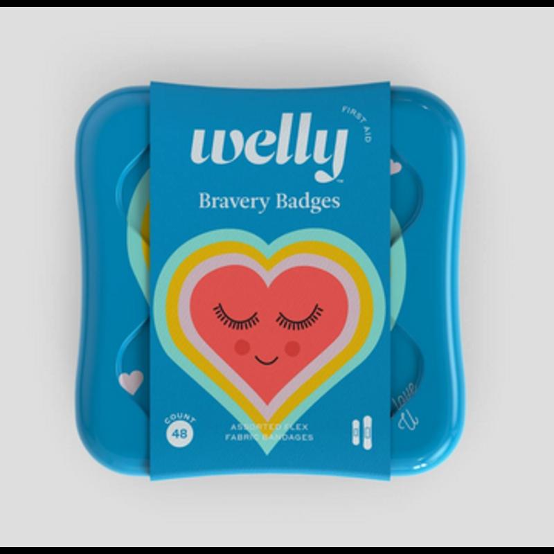 Welly Eye Love U Adhesive Bandages