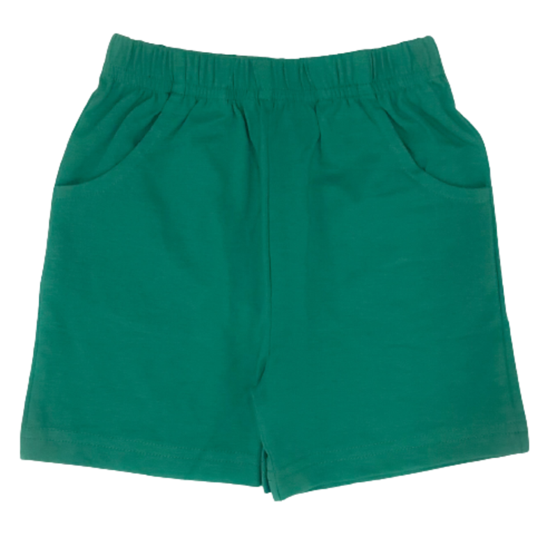 Luigi Luigi Jersey Shorts w/ Pockets - Mint Green