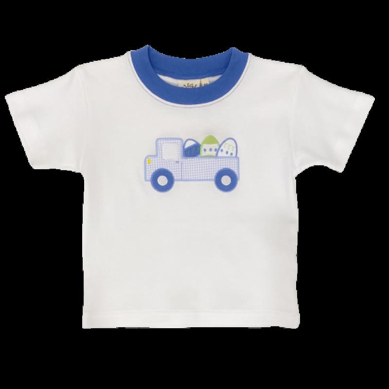 Luigi Luigi Easter Egg Truck T-Shirt