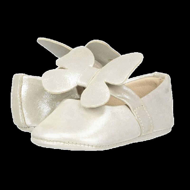 Elephantito Elephantito Butterfly Baby Ballerina - Talc
