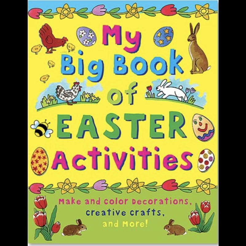 My Big Book of Easter Activities