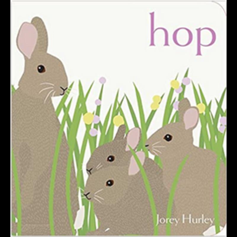 Hop Board Book