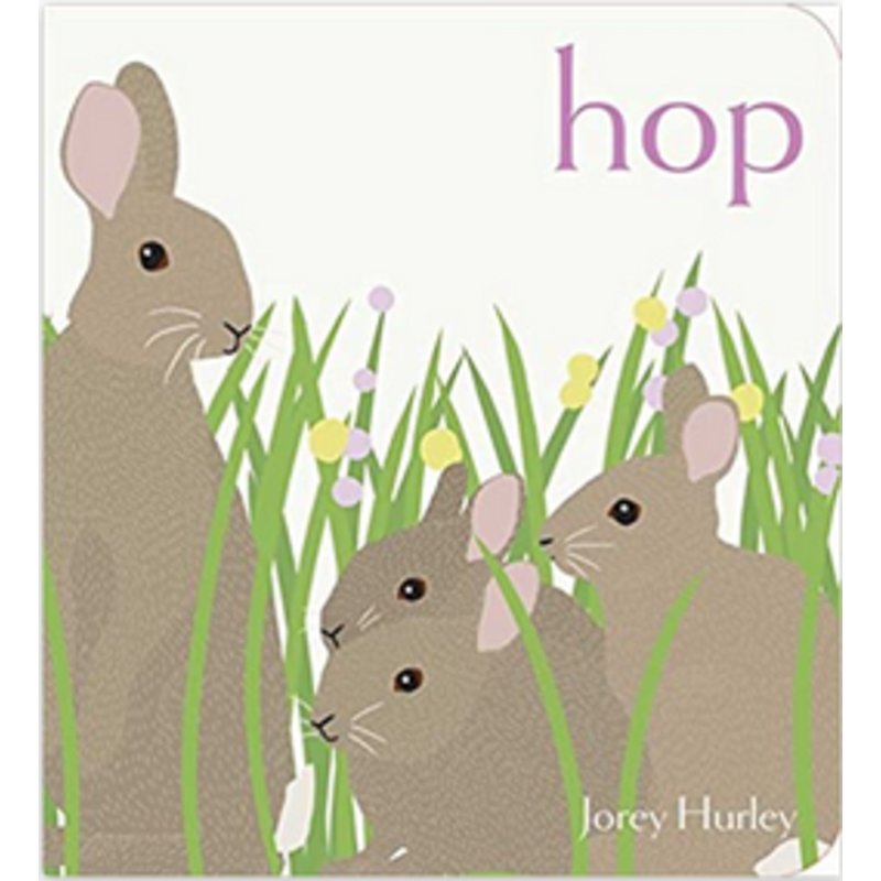 Simon & Schuster Hop Board Book