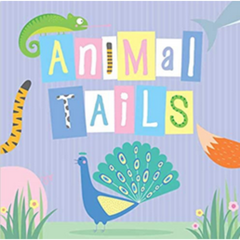 Simon & Schuster Animal Tails