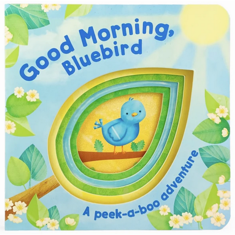 Cottage Door Press Good Morning Bluebird