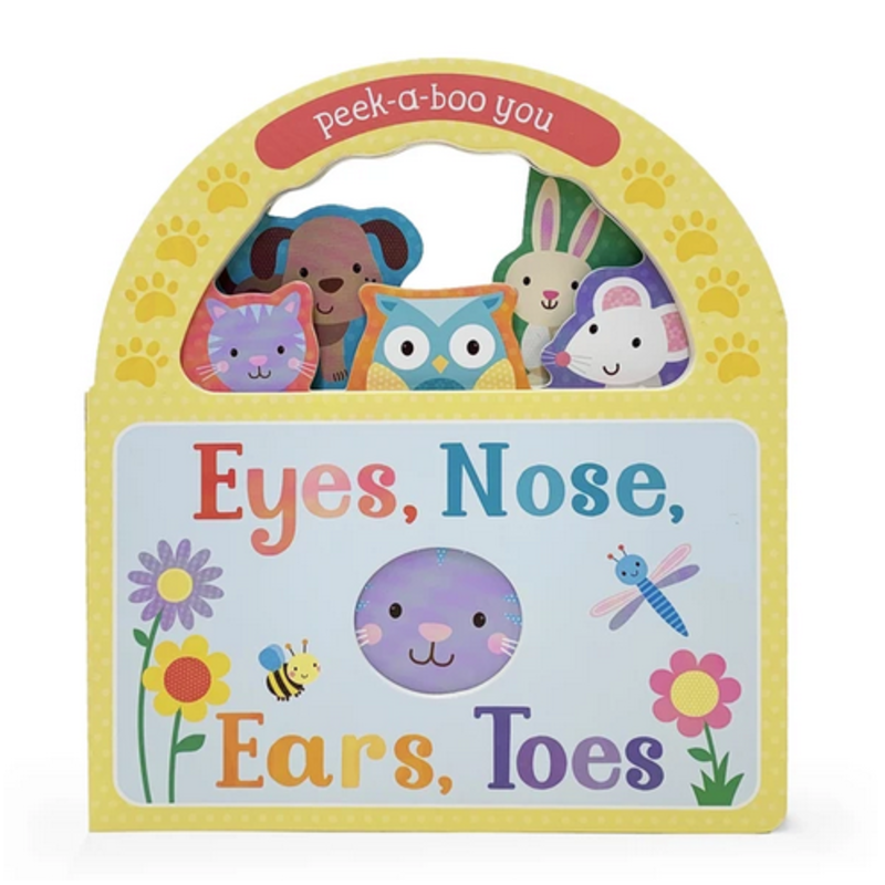 Cottage Door Press Eyes, Nose, Ears, Toes