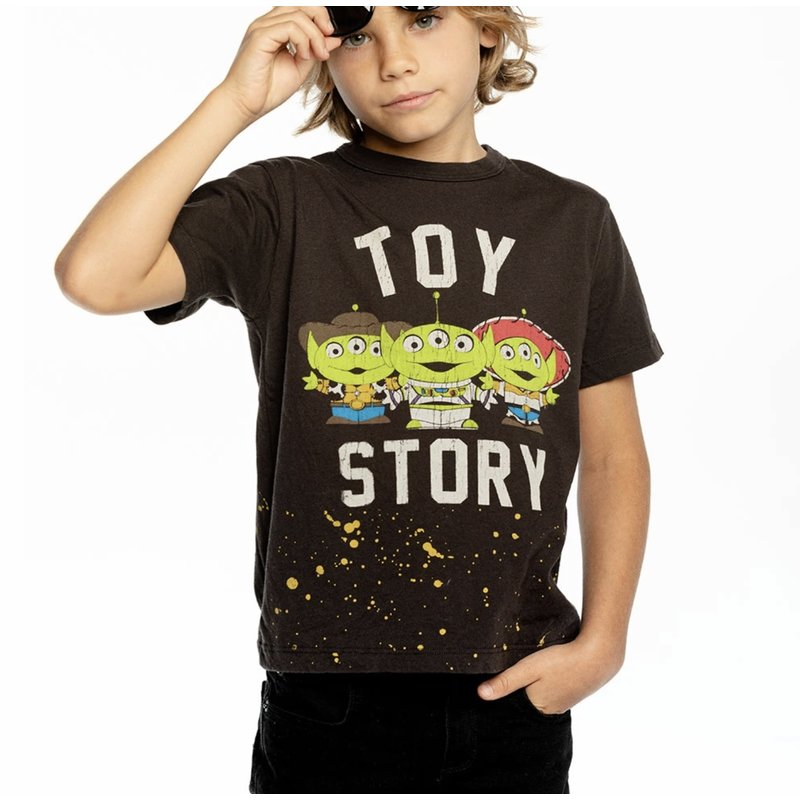Chaser Chaser Vintage Jersey SS Toy Story Aliens