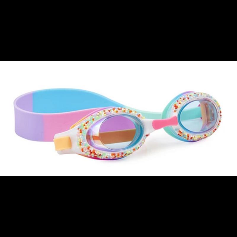 Bling2o Bling2o Take A Dip-N-Dots Pink/Purple Goggles