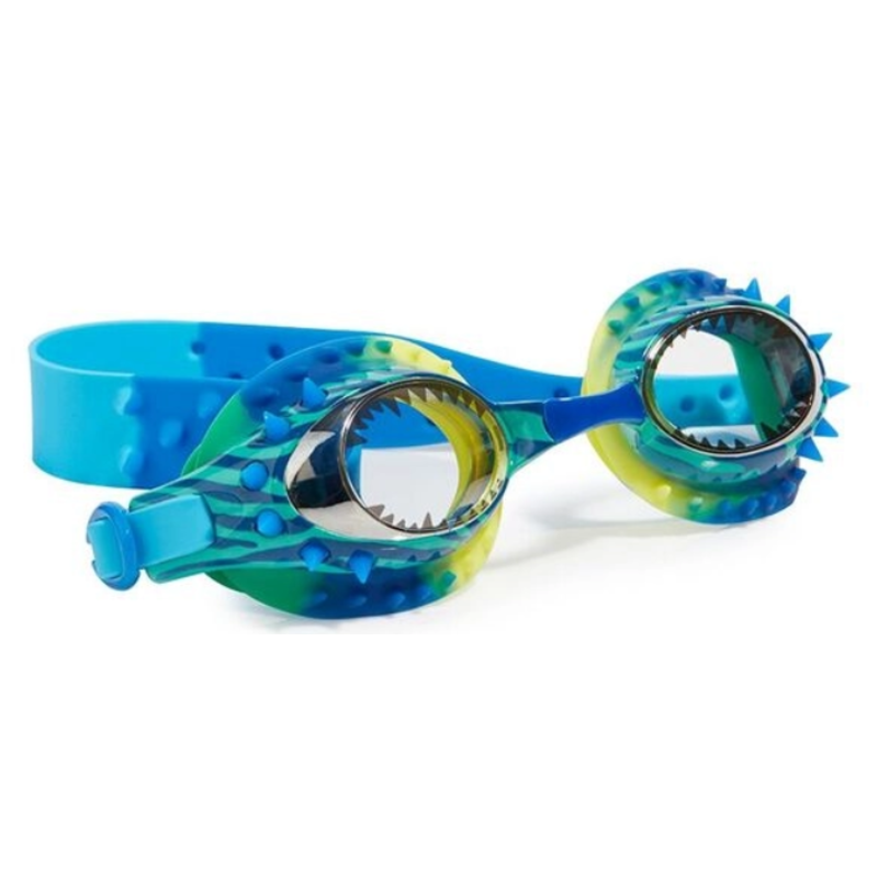 Bling2o Bling2o Prehistoric Dino-Mite Blue Goggles