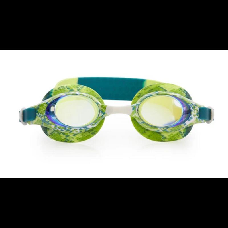 Bling2o Bling2o Jake The Snake Garter Green Goggles