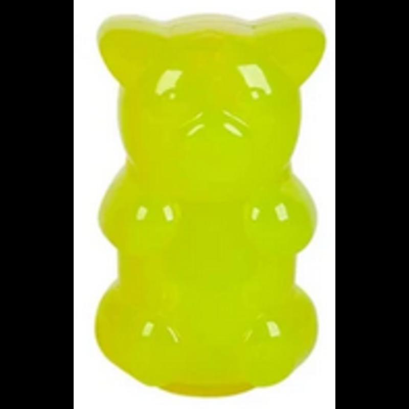 La Luna Bella Green Gummy Bear Slime
